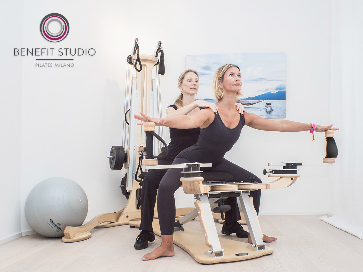 benefit studio pilates milano - gyrotonic