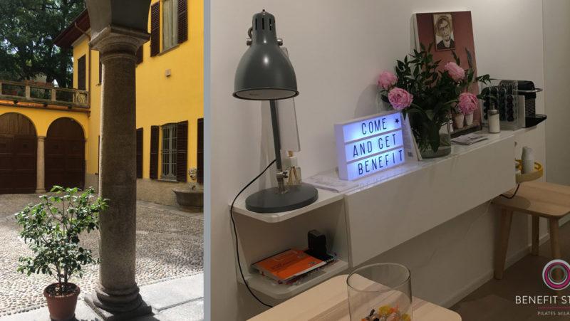 Benefit Studio Pilates Milano Apertura il 2 Maggio 2017