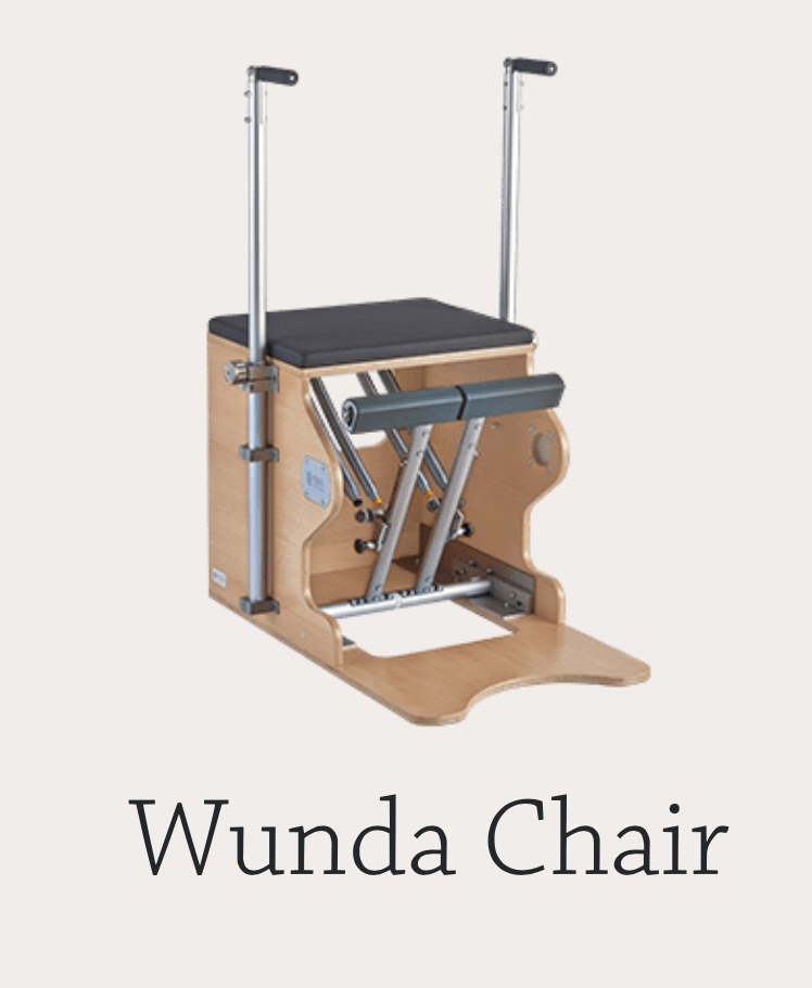 benefit studio pilates milano - wunda chair