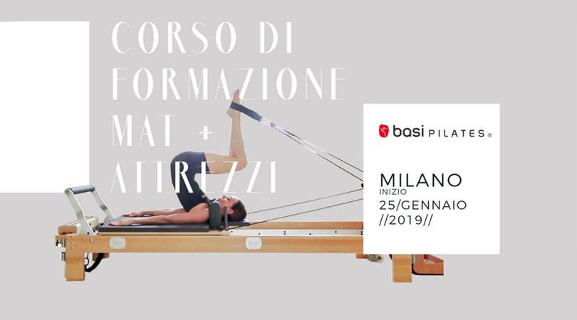 FORMAZIONE MAT + ATTREZZI - Benefit Studio Milano