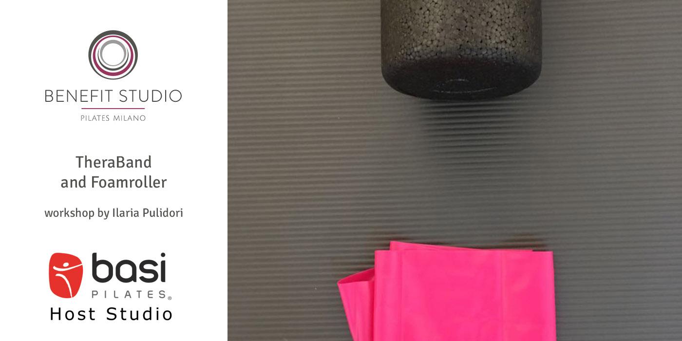 Benefit Studio Pilates Milano - BASI Host event with Ilaria Pulidori