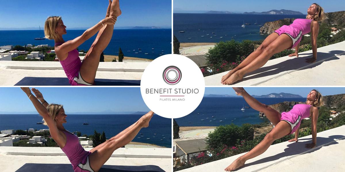 Benefit Studio Pilates Milano - Matwork