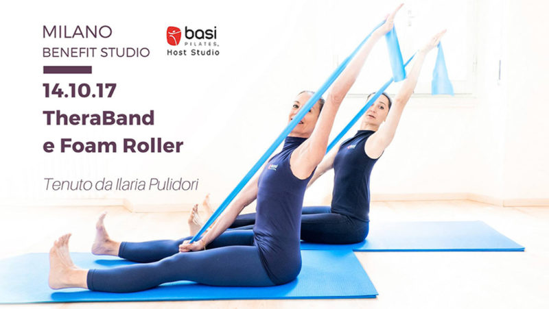 BASI pilates - Corso Foam Roller eTheraBand