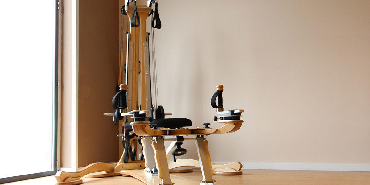 benefit studio pilates milano - gyrotonic