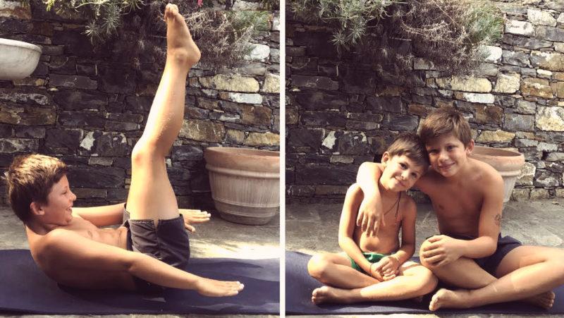 Benefit Studio - Pilates for kids
