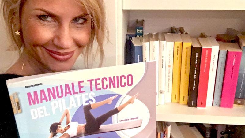 Benefit Studio Pilates Milano - Manuale tecnico Rael Isacowitz