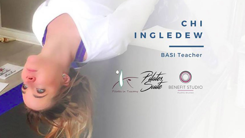 Chi Ingledew - Benefit Studio Pilates Milano
