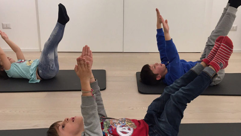 Benefit Studio - Pilates 4 Kids