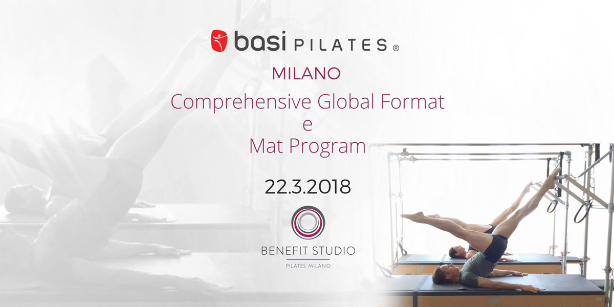 XX Comprehensive Global Format e Mat Program Milano