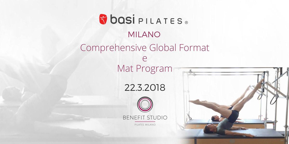 XX Comprehensive Global Format e Mat Program Milano