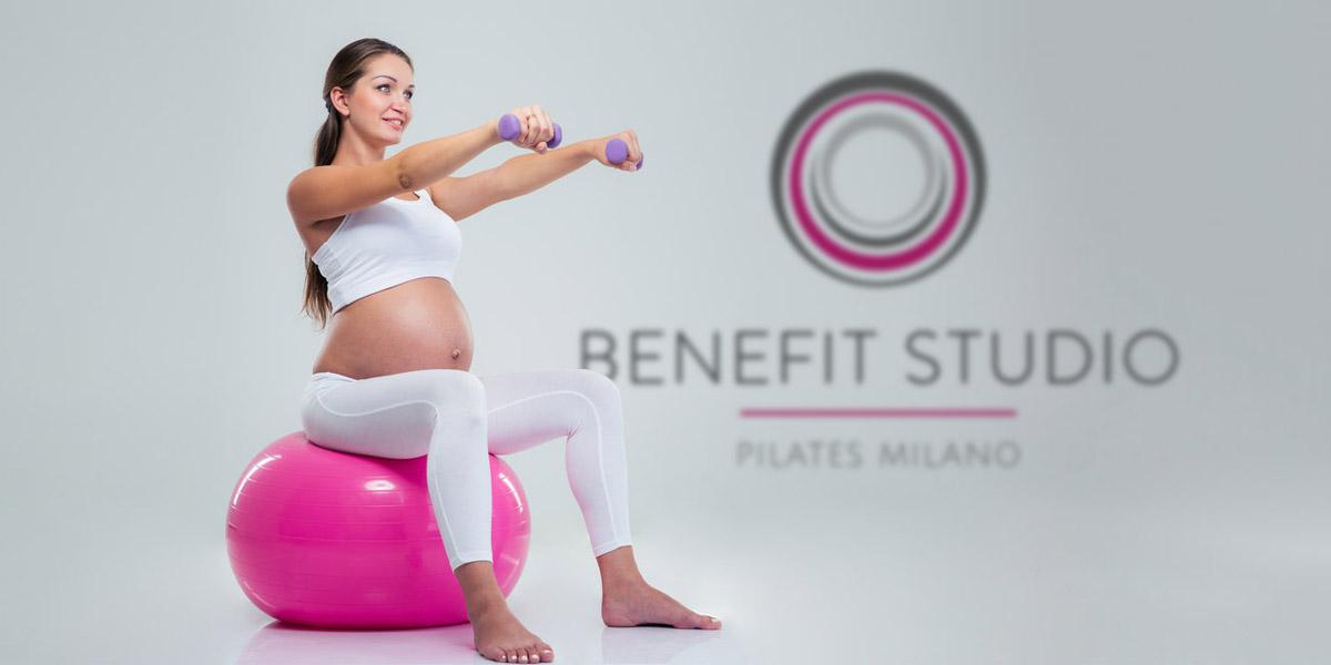 Benefit Studio Pilates Milano - Corso per donne in gravidanza e future mamme
