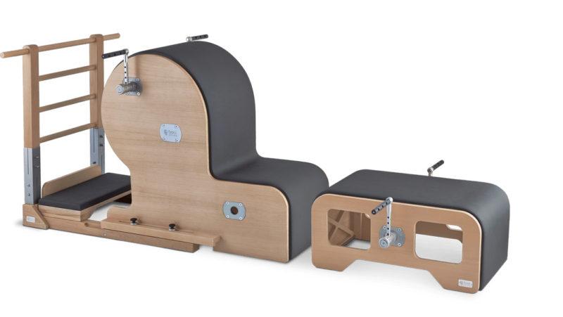 arm chair barrel set : Benefit Studio Pilates Milano