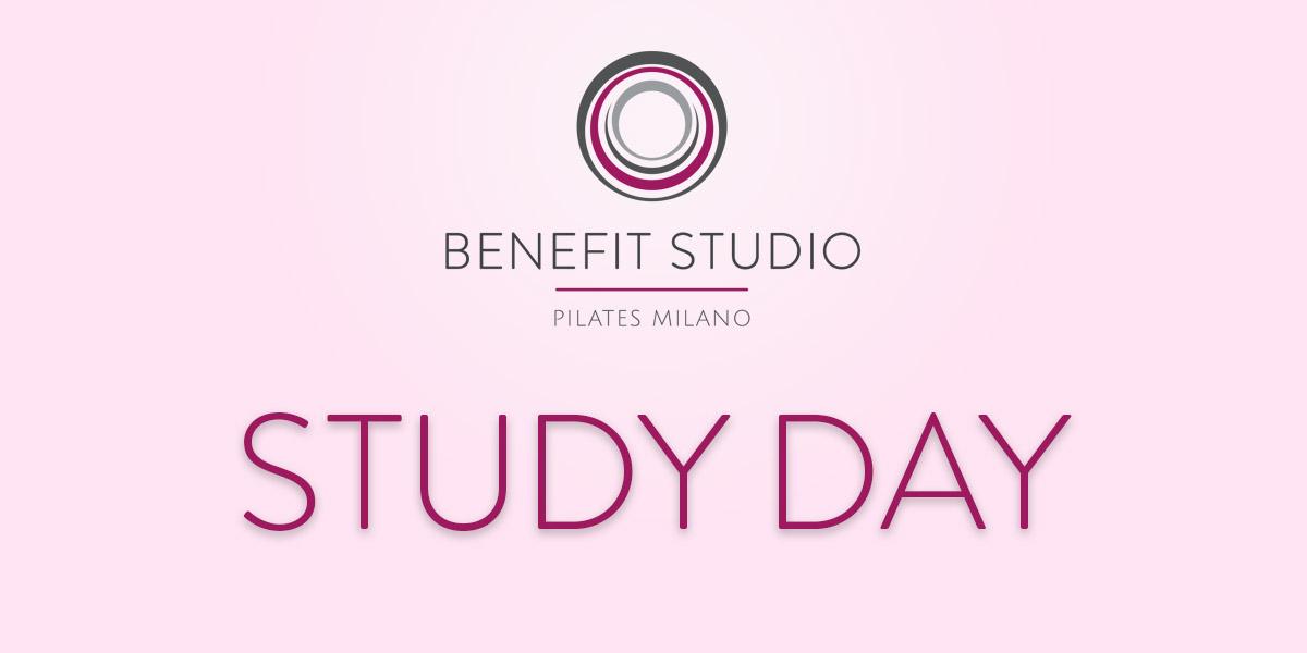Study Day - Benefit Studio Pilates Milano